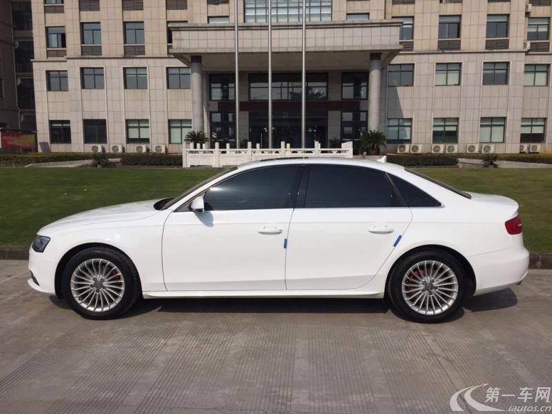 奥迪A4L 2013款 2.0T 自动 豪华型 (国Ⅳ)