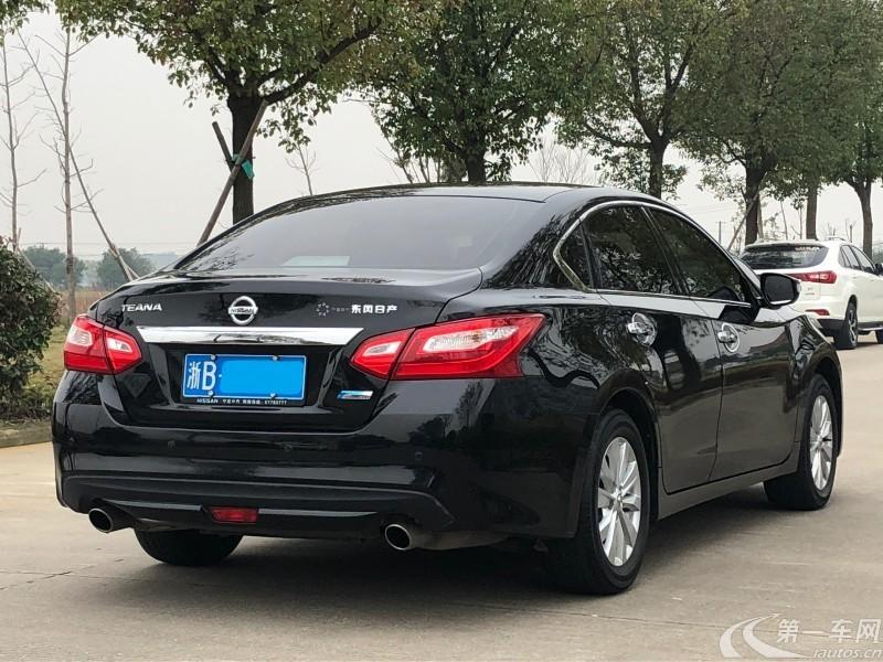 日产2016款 2.0L 自动 XL-Upper智尚版 (国Ⅴ)