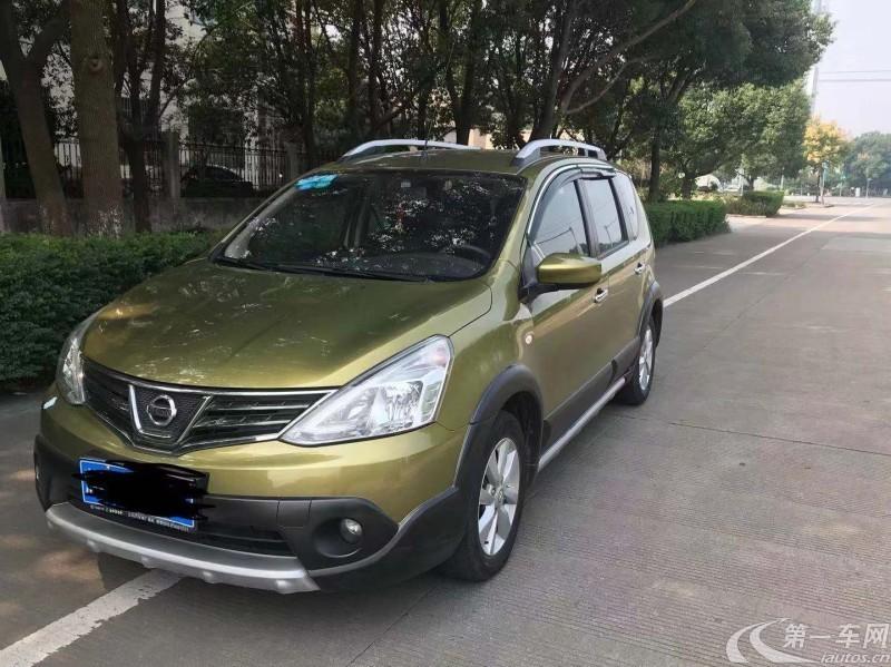 日产骊威 2013款 1.6L 手动 XL劲锐版舒适型 (国Ⅴ)
