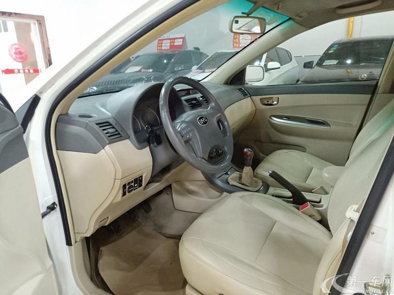 比亚迪G3 数智11版 2011款 1.5L 手动 鑫雅型 (国Ⅳ)