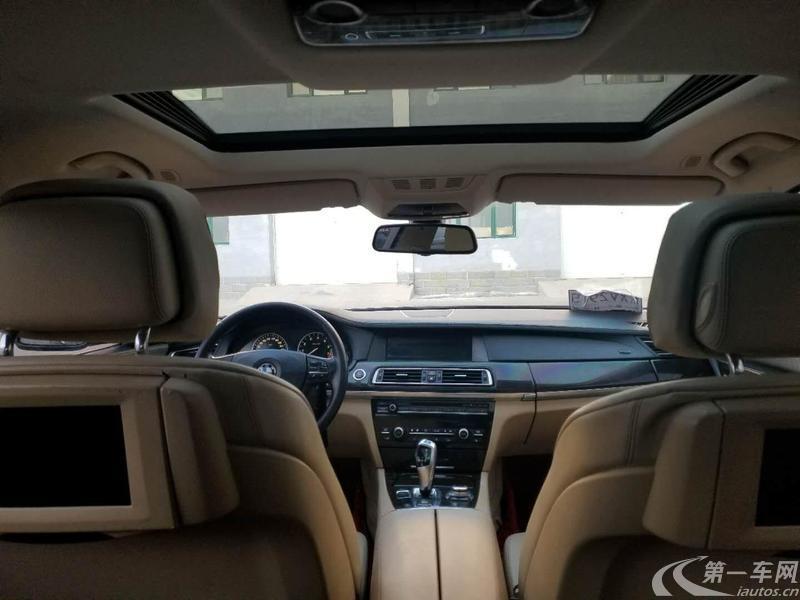 宝马7系 740Li [进口] 2011款 3.0T 自动 汽油 施坦威全球限量版