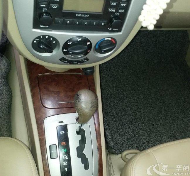 别克2007款 1.6L 自动 LE舒适型 (国Ⅳ)