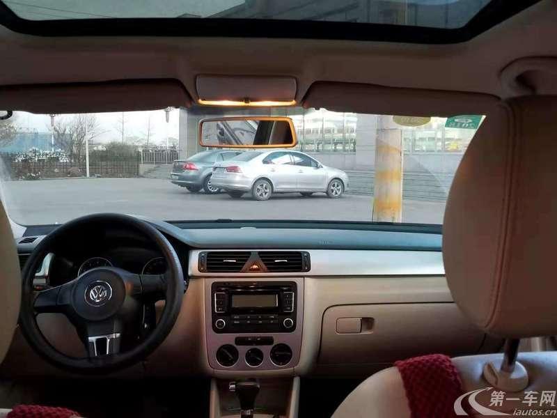 大众宝来 2011款 1.4T 自动 Sportline型 (国Ⅳ)