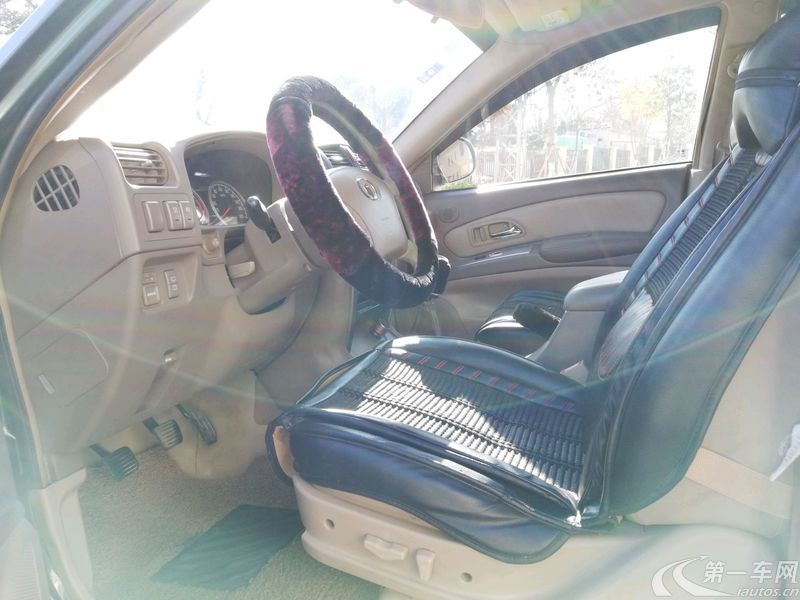 长城哈弗H3 2008款 2.4L 手动 后驱 超豪华型 (国Ⅳ)