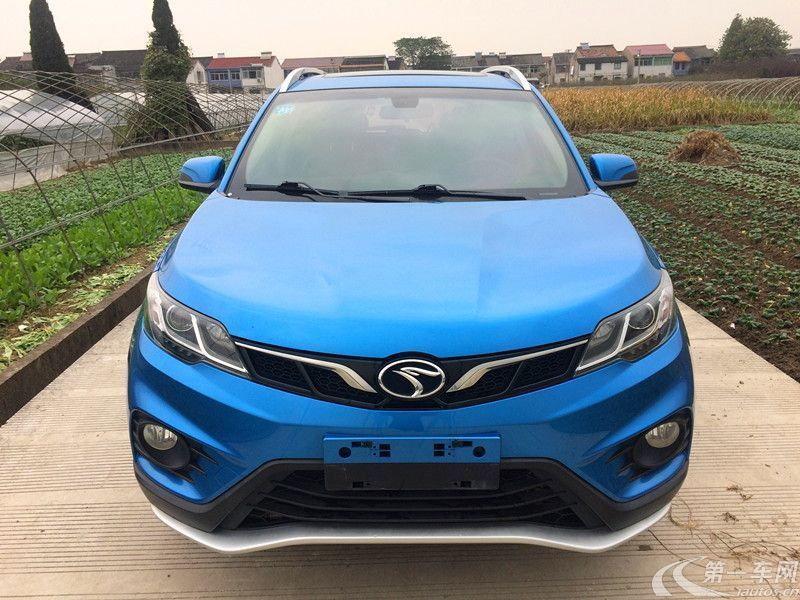 东南DX3 2016款 1.5L 手动 尊贵型 (国Ⅴ)