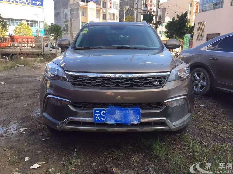 长丰猎豹CS10 2017款 2.0T 自动 豪华型 (国Ⅴ)