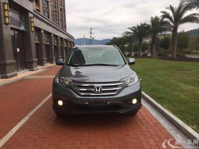 本田CR-V 2013款 2.4L 自动 四驱 豪华型 (国Ⅴ)