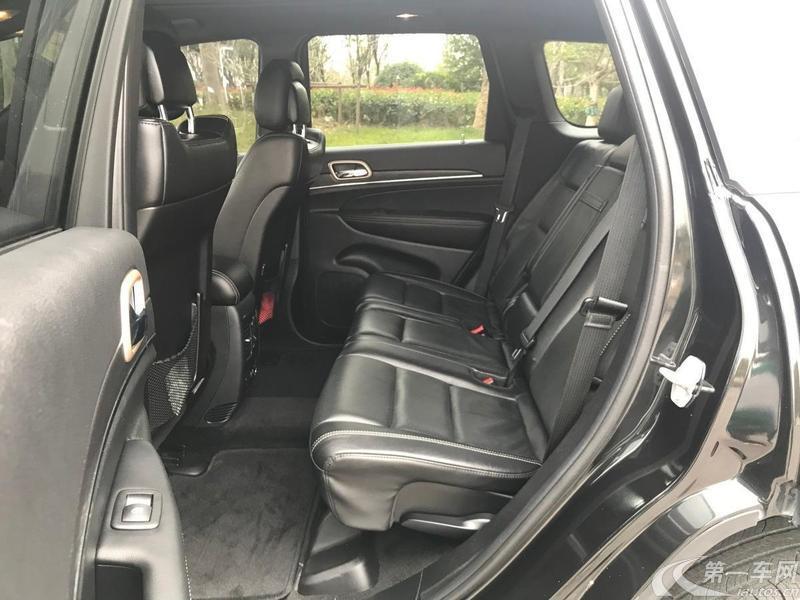 吉普大切诺基 [进口] 2015款 5.7L 自动 四驱 旗舰尊悦版