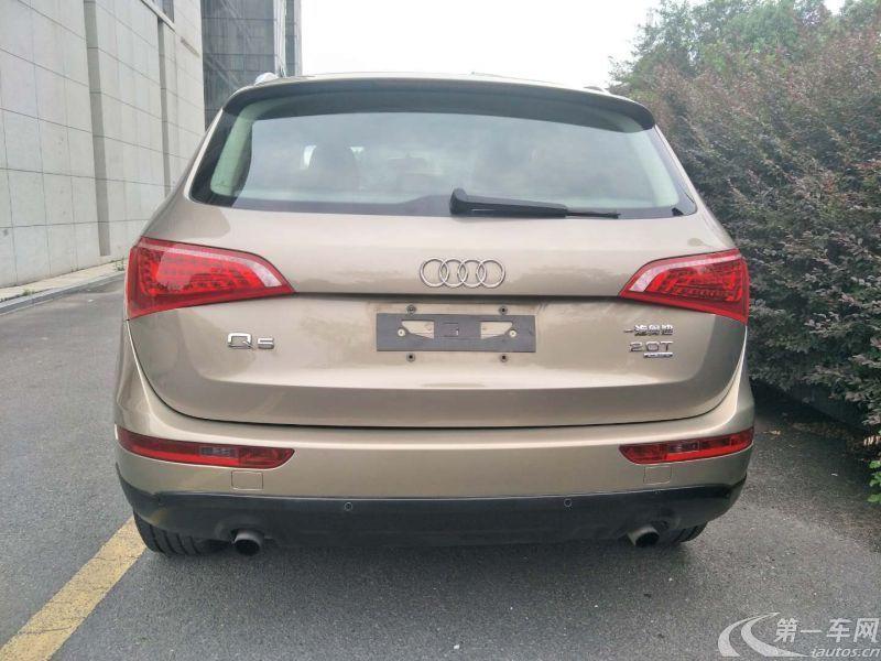 奥迪Q5 2012款 2.0T 自动 四驱 汽油 豪华型 (国Ⅳ)