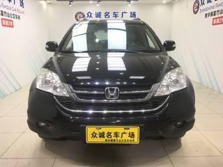 本田CR-V VTi 2.4L 自动 豪华型