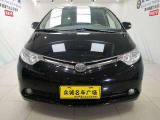 丰田普瑞维亚 2.4L 自动 豪华型