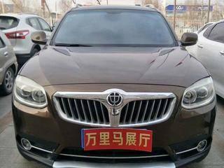 中华V5 1.6L 自动 豪华型