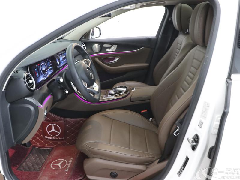奔驰E级 E300L 2016款 2.0T 自动 汽油 运动豪华型 (国Ⅴ)
