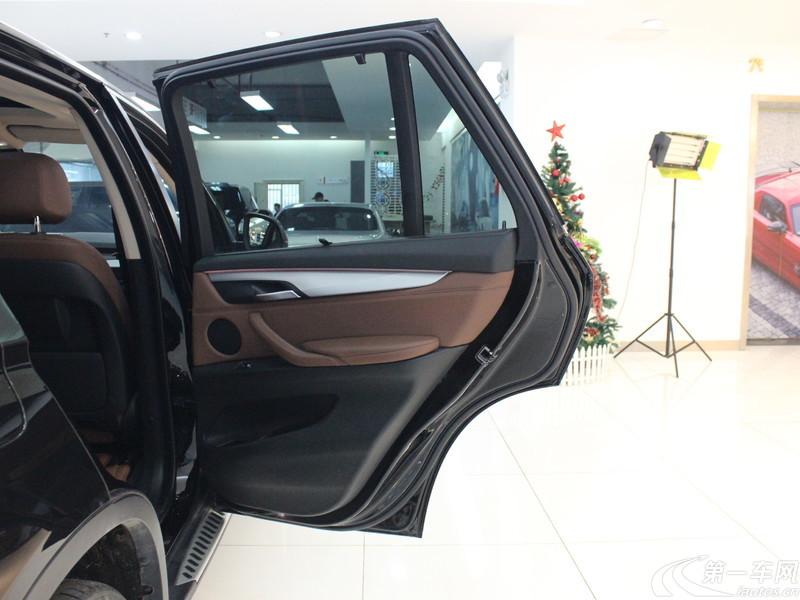 宝马X5 [进口] 2017款 3.0T 自动 四驱 汽油 基本型中东版平行进口
