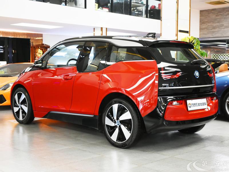 宝马i3 [进口] 2018款 0.0T 自动 纯电动 豪华型