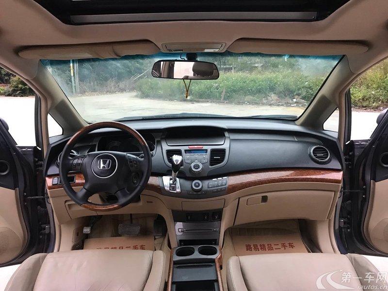 本田奥德赛 2007款 2.4L 自动 7座 标准型 (国Ⅲ)