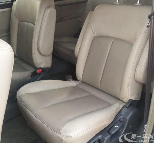 日产御轩 2009款 2.0L 手动 7座 豪华型 (国Ⅲ)