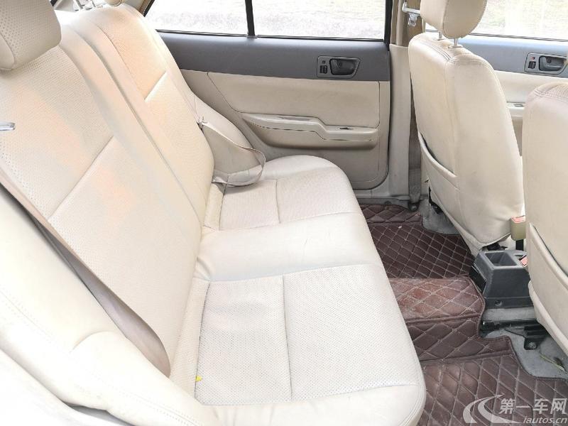 铃木羚羊 2009款 1.3L 手动 白金型 (国Ⅲ)