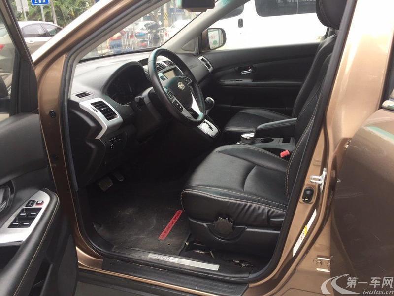 比亚迪S6 2014款 2.4L 自动 前驱 旗舰型 (国Ⅴ)