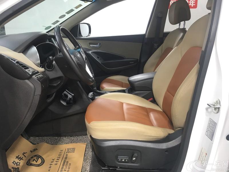 现代胜达 2015款 2.0T 自动 前驱 舒适型 (国Ⅴ)