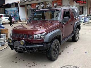 北京汽车40 2.4L 手动 酷野版