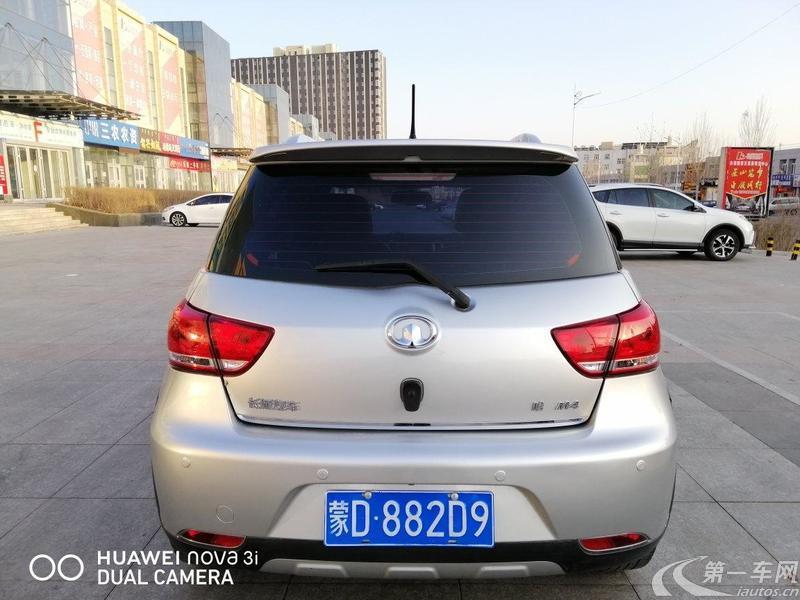长城哈弗M4 2013款 1.5L 手动 前驱 春节限量版 (国Ⅳ)