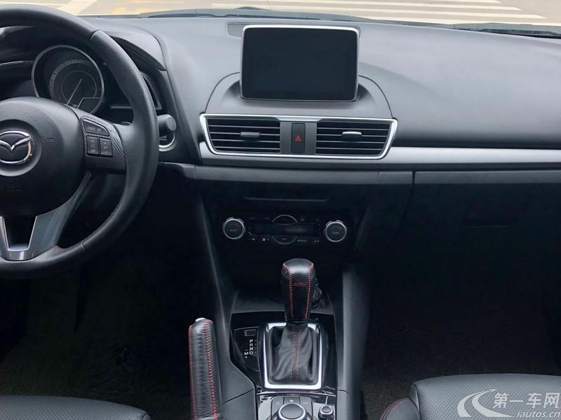 马自达3昂克赛拉 2014款 2.0L 自动 旗舰型 (国Ⅴ)