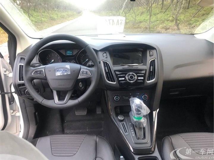 福特福克斯 2018款 1.6L 自动 5门5座两厢车 风尚型智行版 (国Ⅴ)