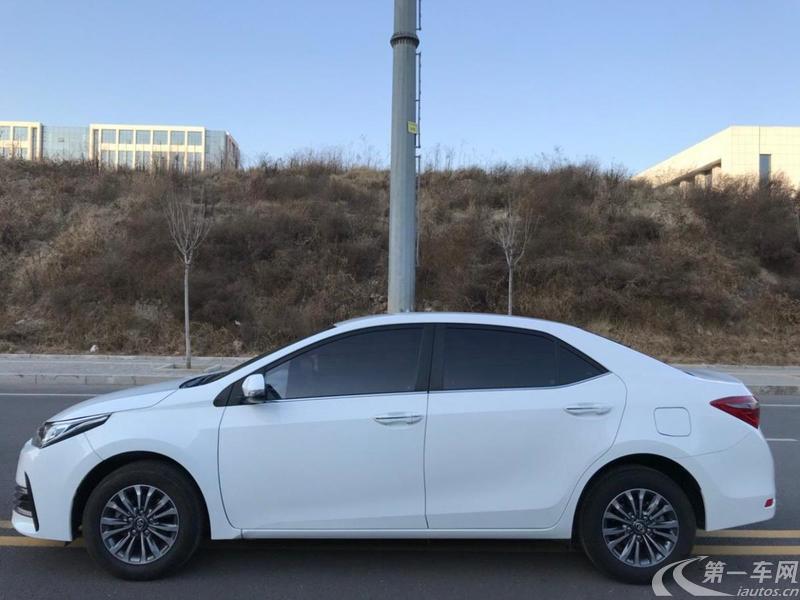 丰田卡罗拉 2017款 1.2T 自动 GL-i改款 (国Ⅴ)