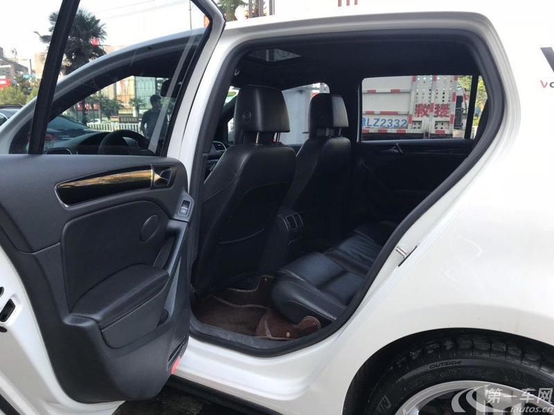 大众高尔夫GTI 2012款 2.0T 自动 汽油 (国Ⅳ)