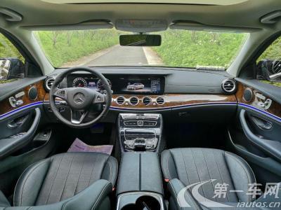 奔驰E级 E300L 2016款 2.0T 自动 汽油 豪华型 (国Ⅴ)