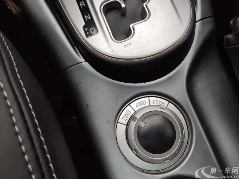 三菱欧蓝德 [进口] 2010款 2.0L 自动 四驱 劲界运动版