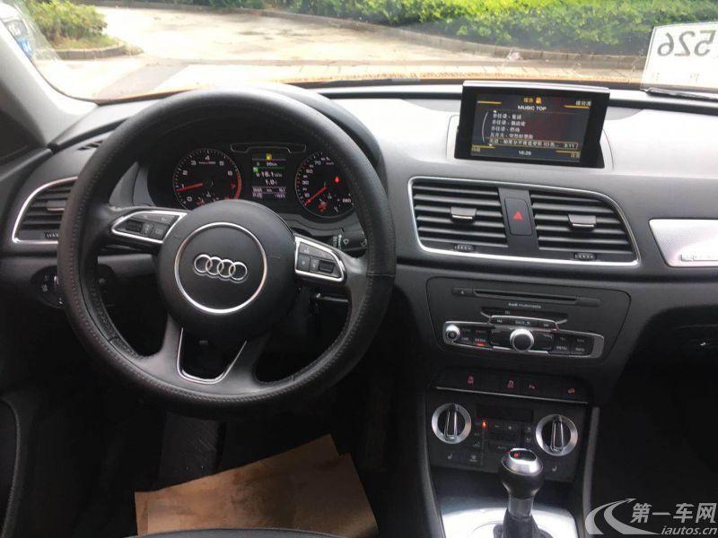 奥迪35TFSI 2015款 2.0T 自动 四驱 舒适型 (国Ⅴ)