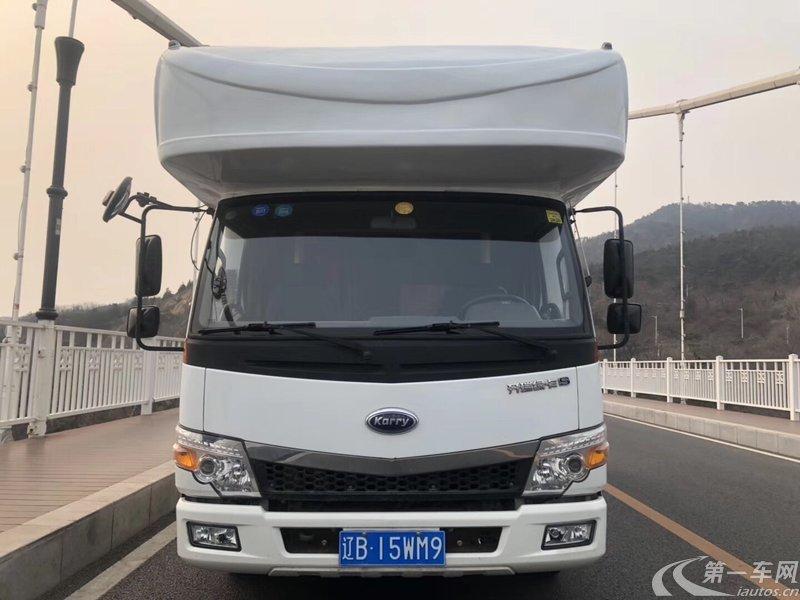 开瑞K50EV 2017款 手动 豪华型 纯电动