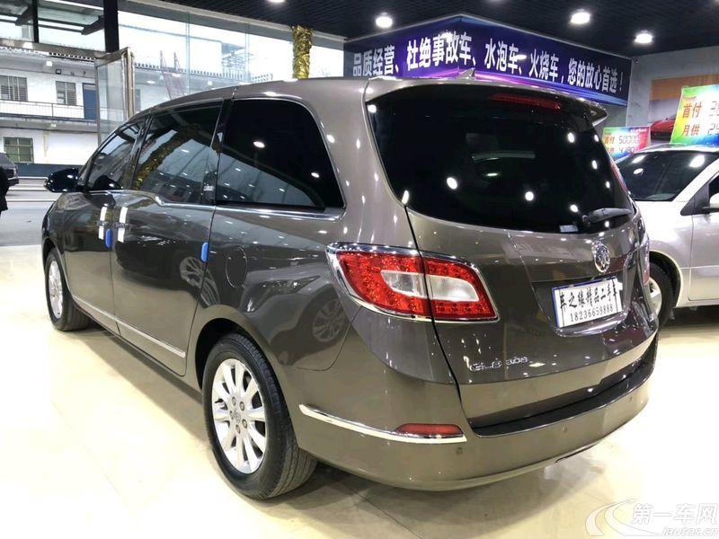 别克GL8 2013款 3.0L 自动 7座 XT豪华商务旗舰版 (国Ⅳ)