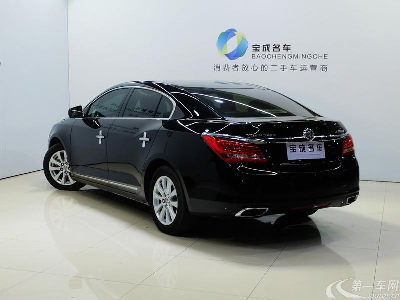 别克君越 2013款 2.4L 自动 领先舒适型 (国Ⅴ)