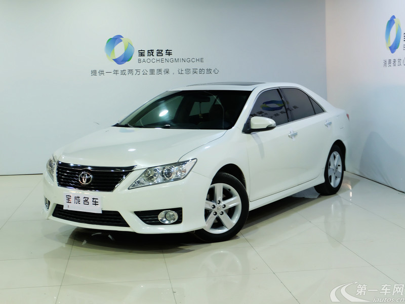 丰田凯美瑞 2012款 2.5L 自动 凌动版 (国Ⅳ)