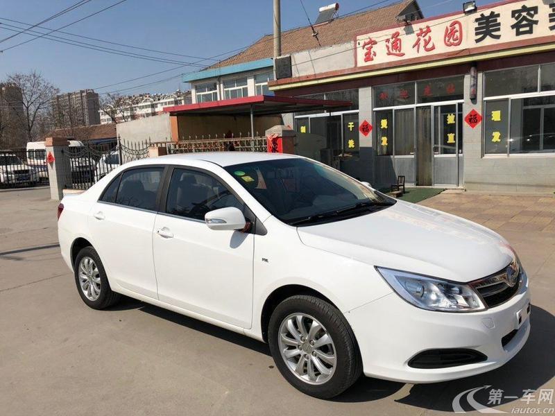 比亚迪速锐 2014款 1.5L 手动 尊贵型 (国Ⅴ)