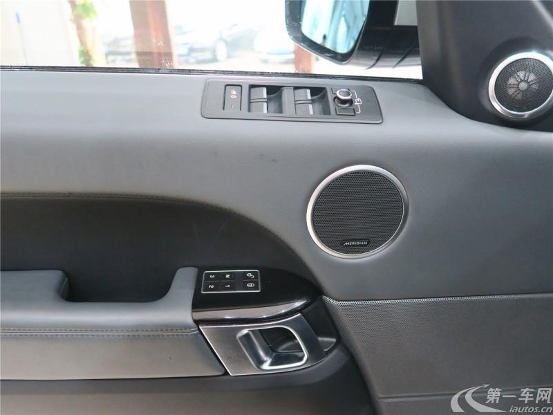 路虎揽胜运动版 [进口] 2015款 3.0T 自动 四驱 HSE