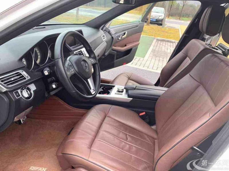 奔驰E级 E260L 2015款 2.0T 自动 汽油 运动豪华型 (国Ⅴ)