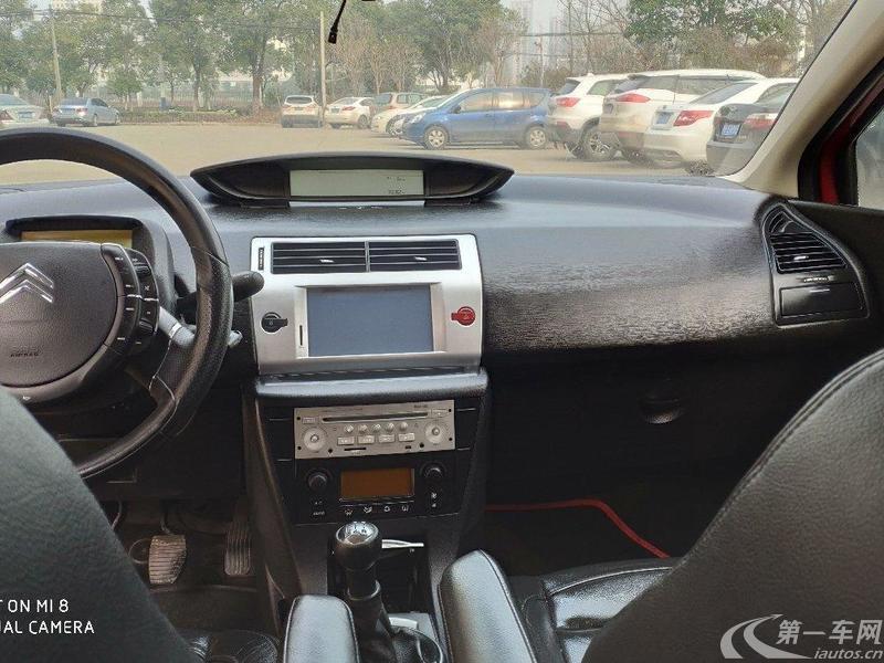 雪铁龙世嘉 2009款 1.6L 手动 舒适型 (国Ⅲ带OBD)
