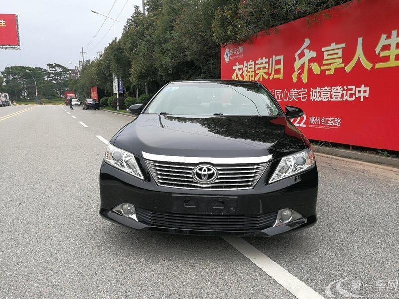 丰田凯美瑞 2012款 2.0L 自动 豪华导航版 (国Ⅳ)