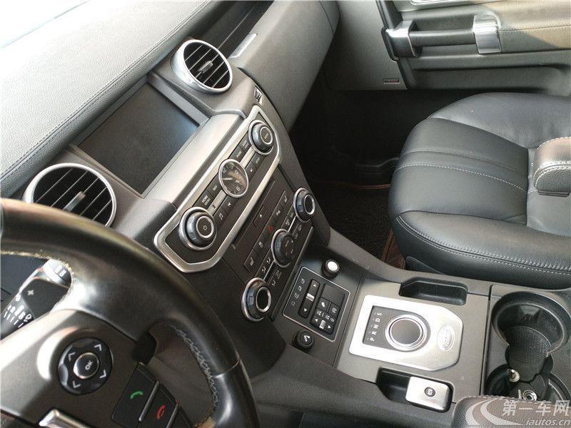 路虎发现 [进口] 2016款 3.0T 自动 四驱 汽油 曜黑典藏版SE