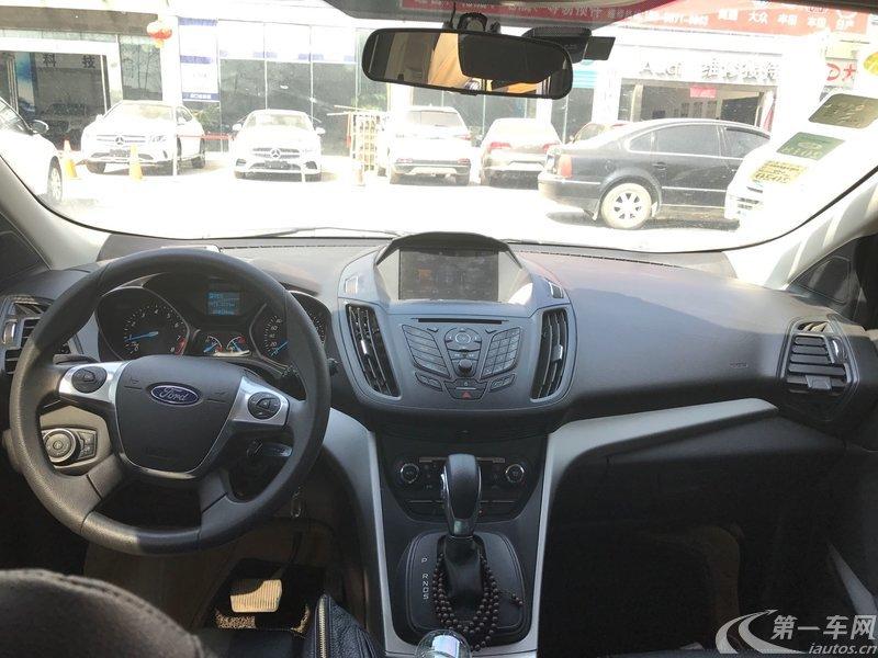 福特翼虎 2016款 1.5T 自动 前驱 舒适型智行限量版 (国Ⅴ)