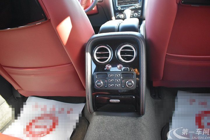 宾利飞驰 [进口] 2013款 6.0T 自动 MULLINER