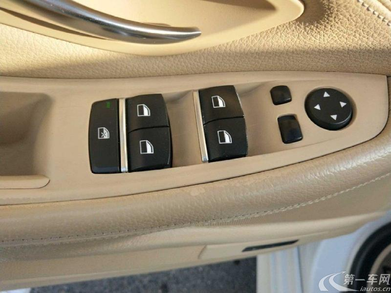 宝马5系 520Li 2011款 2.5L 自动 汽油 典雅型 (国Ⅳ)