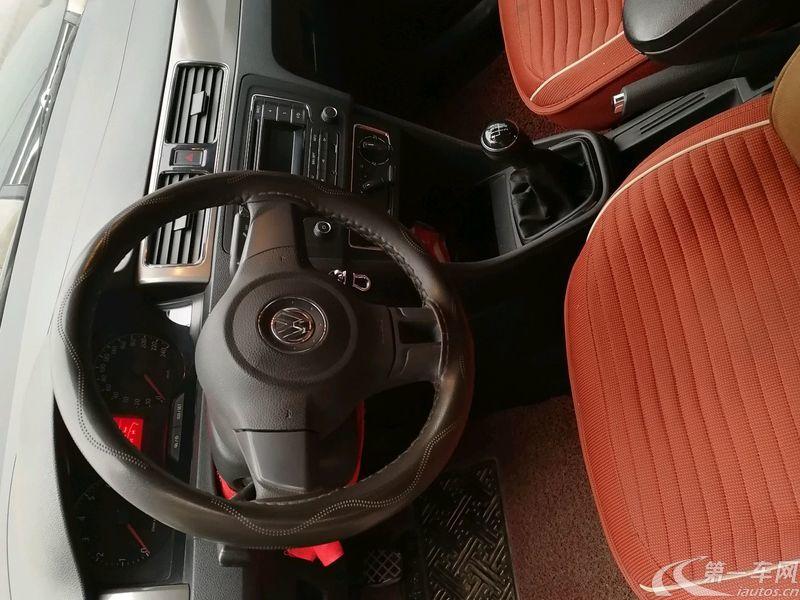大众桑塔纳 2015款 1.6L 手动 舒适版 (国Ⅴ)