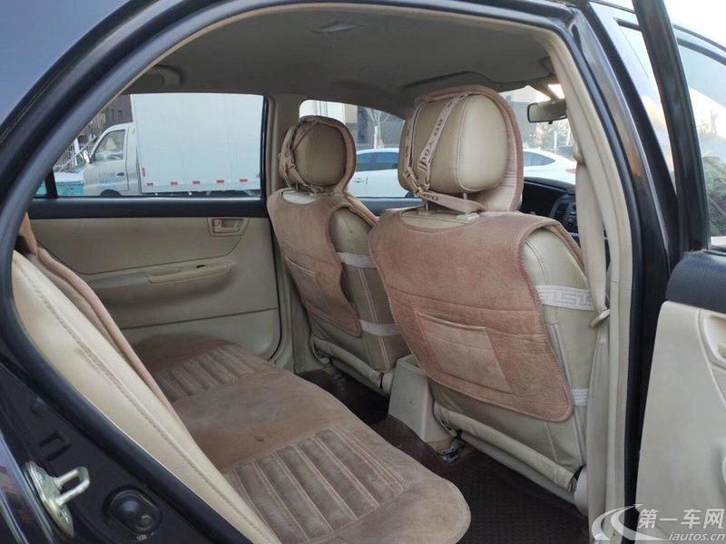比亚迪F3 新白金版 2013款 1.5L 手动 舒适型 (国Ⅳ)
