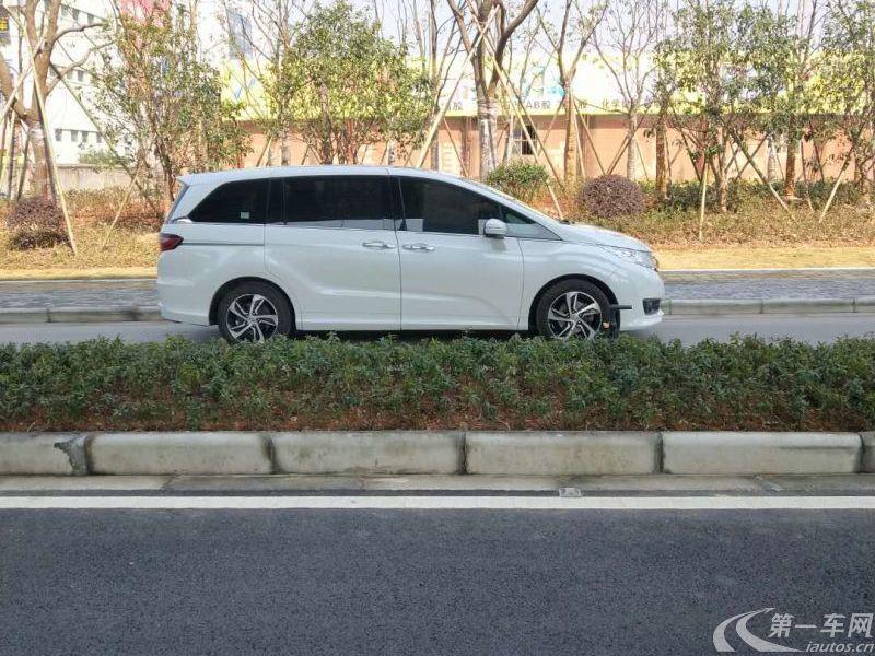 本田奥德赛 2015款 2.4L 自动 7座 改款至尊版 (国Ⅴ)