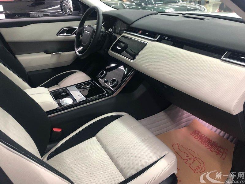 路虎揽胜星脉 [进口] 2018款 2.0T 自动 四驱 S